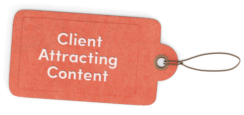 Client-Attracting Content Services