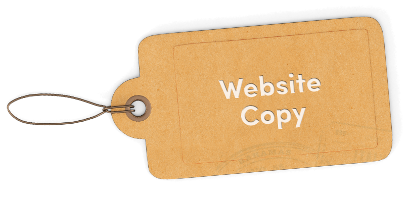 website copywriting services from Bon Vivant Copy