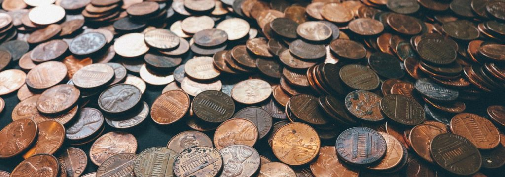 How to make money selling travel, old pennies